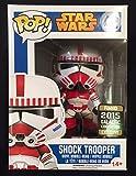 Funko Pop Star Wars 42 Shock Trooper Galactic Convention Exclusive