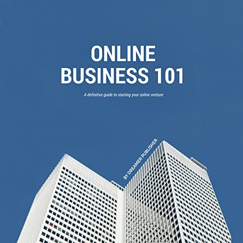 Online Business 101 audiobook cover art