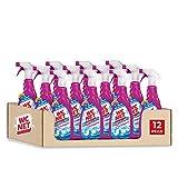 Wc Net Bagno e Wc con Candeggina, Detergente Spray per Sanitari e Superfici, Azione Igieni...
