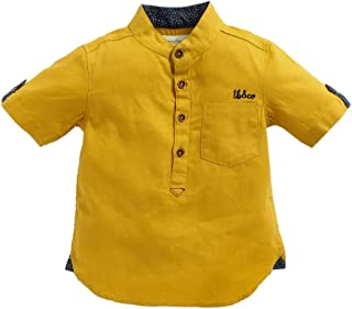 TONYBOY Boy's Cotton Shirt