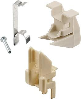 Prime-Line FS 293B Channel Balance Accessories, Nylon & Steel Components, FS101-Top & FS153-Btm, 1 Set