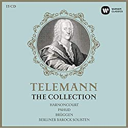 Telemann/The Collection 13cd