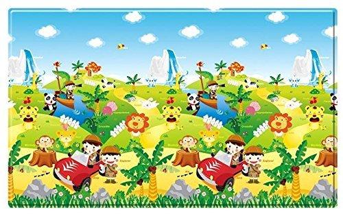 Dwinguler - Spielmatte - Safari