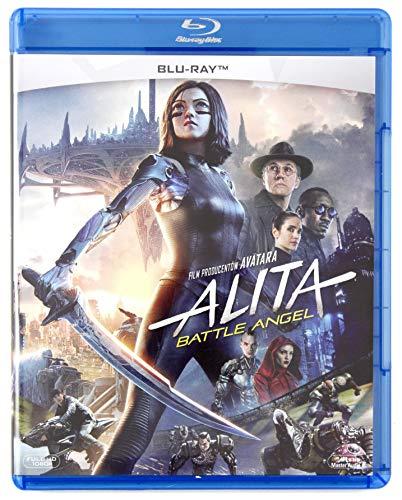 Alita: Battle Angel [Blu-Ray] [Region Free] (IMPORT) (Keine deutsche Version)