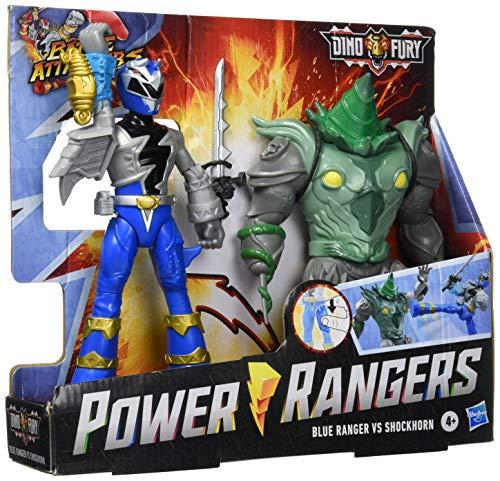 Hasbro- Power Rangers Battle Attacker Monster 2 Pack, Multicolor (F1603)
