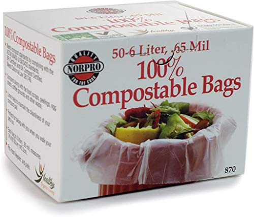 Norpro 100% Compostable Bags