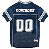 NFL Dallas Cowboy's Dog Jersey