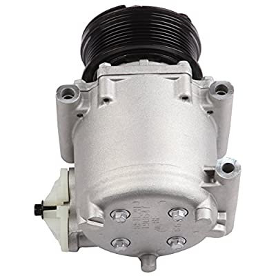 ECCPP Air Conditioning Compressor fit for 2002 2003 2004 2005 F-ord Explorer M-ercury Mountaineer 4.0L CO 102580AC