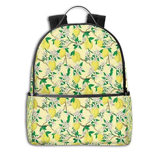 Rucksäcke Taschen Daypacks Wanderrucksäcke, College Backpacks for Women Girls,Surf Sun Characters Wearing Shades and Surfboards Fun Hippie Summer Kids Decor,Casual Hiking Travel Daypack