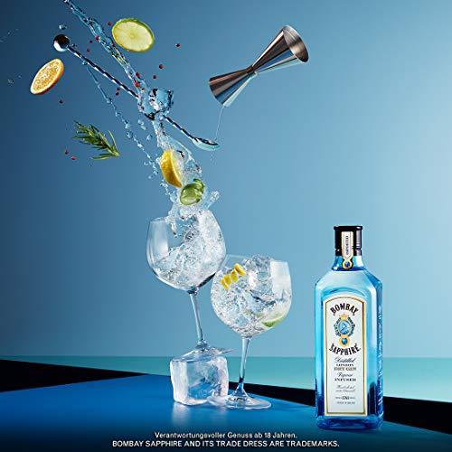 Bacardi Bombay Sapphire London Dry Gin 40% Vol. (1 x 0,7 l) - 2