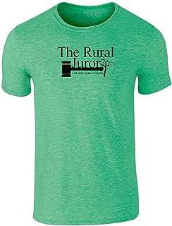 Pop Threads The Rural Juror Short Sleeve T-Shirt