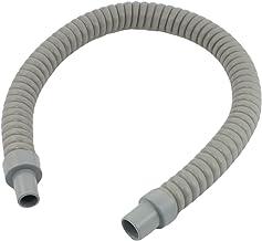 sourcingmap Gris d'eau en plastique tuyau de vidange Tuyau 60cm de long pour Air Conditioner