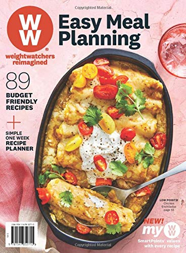 Weight Watchers Easy Meal Planning