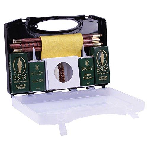 shotgun cleaning kit 12 gauge with oil