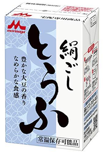 森永乳業 常温 森永絹ごしとうふ 290g×12個×3ケース(36個)
