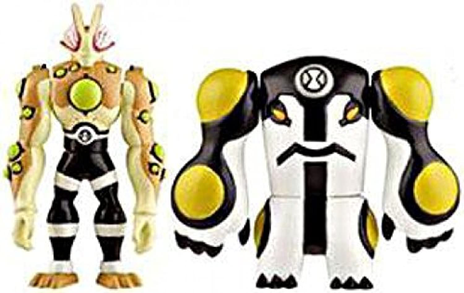Ben 10 Alien Force Creation Chamber  Eye Guy and Cannonbolt (27659)