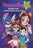 Tremendig Girls. 2. Wonder Lara, superpoderes en acción (Youtubers infantiles)