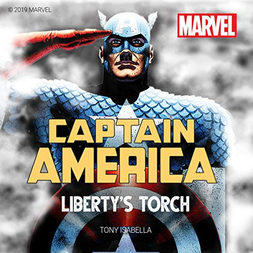 Captain America: Liberty's Torch cover art