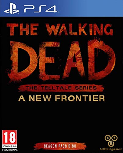 Walking Dead 3 Telltale Series : Playstation 4 , ML
