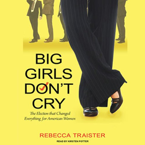Big Girls Don't Cry audiobook cover art