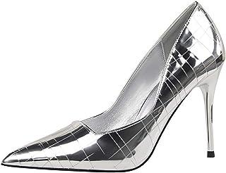 BalaMasa Womens APL12190 Pu Heeled Sandals