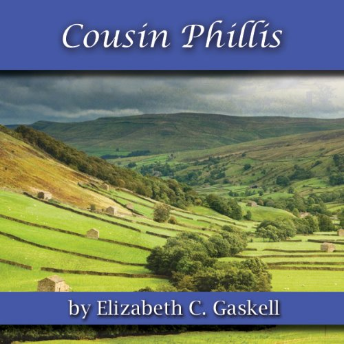 Cousin Phillis audiobook cover art