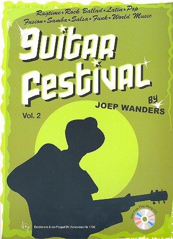 Broekmans en van Poppel Guitar Festival Vol. 2 - Joep Wanders
