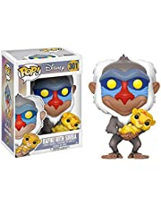 FUNKO POP DISNEY: THE LION KING - RAFIKI WITH SIMBA