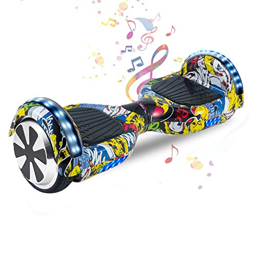 HappyBoard 6,5 ​​Pollici Hoverboard Monopattini...