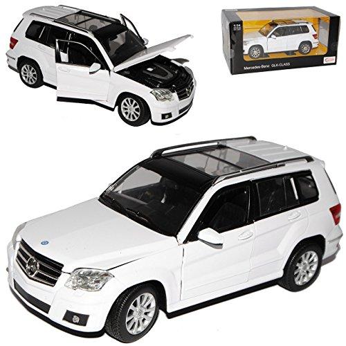 rastar Mercedes-Benz Glk SUV Weiss 1/24 Modellauto Modell Auto