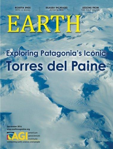 EARTH Magazine: December 2016