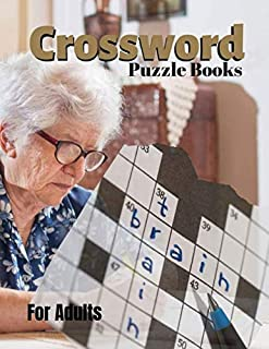 Crossword Puzzle Books For Adults: The New York Times Puzzlemaster Crossword Puzzles and Introduction (Mega Crossword Puzzles) Relaxing Sunday Crosswords