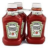 Heinz Tomato Ketchup (44 oz. bottle, 3 pk.) (Pack of 2) Total 6 Bottles