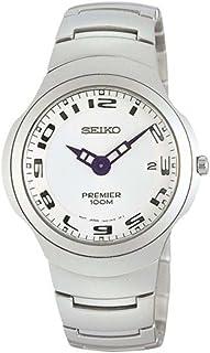 Seiko - SKP051P1 - Montre Homme - Quartz Analogique - Bracelet Acier Inoxydable Argent