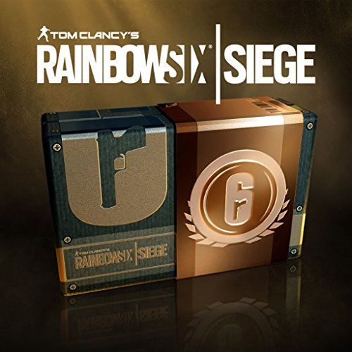 Tom Clancy's Rainbow Six Siege: 600 Rainbow Six Credits - PS4 [Digital Code]
