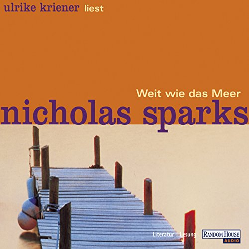 Weit wie das Meer audiobook cover art