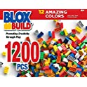 Build 'N Blox 1200-Piece Building Blocks Set