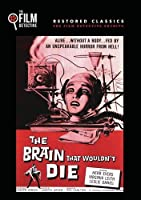 Brain That Wouldn't Die / [DVD]