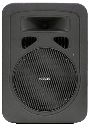 New Earthquake Sound DJ-8M Powered 8-inch 2-Way Monitor/PA Speakers (Pair)