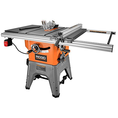 Ridgid R4512 Contractor Table Saw Review