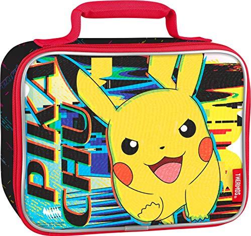 Pikachu Soft Lunch Bag