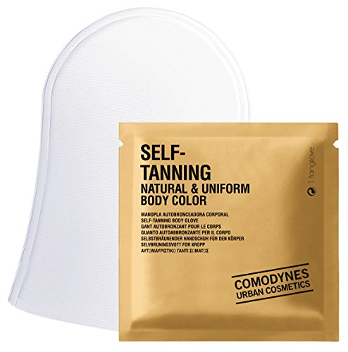 COMODYNES Self Tanning femme/women, Self Tanning Body Glove, 1er Pack (1 x 3 Stück)