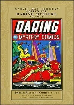 Marvel Masterworks: Golden Age Daring Mystery, Vol. 1 - Book #89 of the Marvel Masterworks