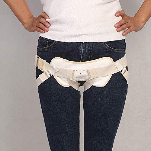 Cinturón de la Hernia de la Hernia con Dos Almohadillas de compresión extraíbles para la recuperación de Lesiones de la cirugía Doble Inguinal Hernia Hernia Beld Support Brace