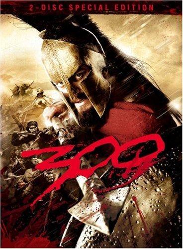 300 (limitierte 2 -DVD Sonder-Edition in Sonderverpackung inkl. 32-seitigem Buch)