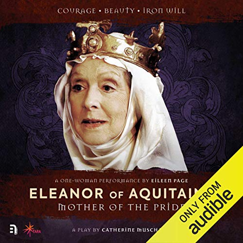 Couverture de Eleanor of Aquitaine
