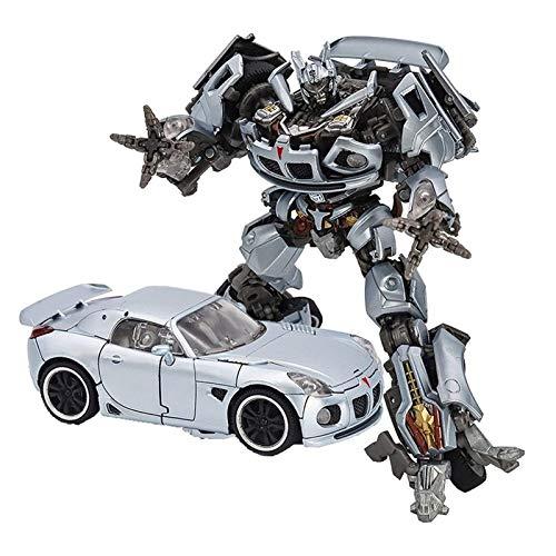 Xihaha Tránsformers modèl Toys, Deformation Toy Model Figures Movie Master Series MPM Series MPM09 Jazz Children