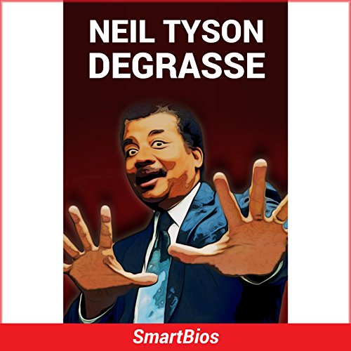 Neil deGrasse Tyson audiobook cover art