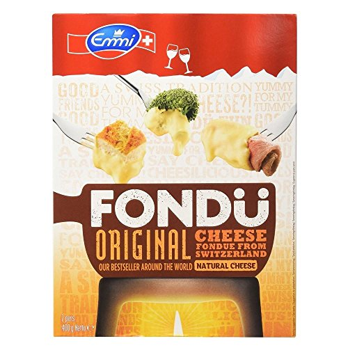Fondue Käse - Fondue Suisse Original (Satz von 12)