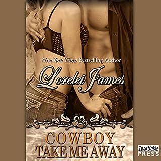Cowboy Take Me Away audiobook cover art